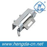 O armário Yh9368 elétrico articula o tipo o zinco branco dobradiça chapeada