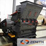 Triturador elevado 22kw China do moinho de martelo da capacidade de produção do zénite