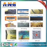 Sicherheit Cmyk Belüftung-PlastikChipkarte mit Silk Bildschirm-Drucken für Verkehr