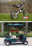 Motor de refrigeración por líquido de Fan& BLDC de la motocicleta de Hpm 3kw de la conversión del regulador eléctrico del kit 48V /72V /96 Vec