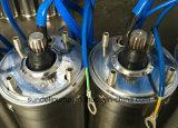 """da """" bomba de água submergível do poço profundo do impulsor de bronze polegada 4 (4SKm100)"""