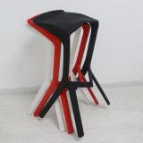 Nueva silla plástica de llegada de la barra de los muebles caseros del diseño