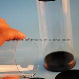 Ясная пластичная пробка упаковки с крышками