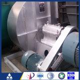 Fabricante centrífugo industrial de la alta calidad del ventilador de la entrega del gas