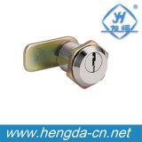 Yh9805 90 도 아연 합금 캠 자물쇠/내각 자물쇠