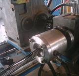 Ligne de machines de vulcanisation d'extrusion de joints de bandes en caoutchouc