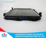 플라스틱 탱크를 가진 알루미늄 코어에 Toyota Vzn10#/11#/13# 89-95를 위한 자동 방열기
