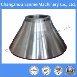 Kundenspezifische Stahlgußteil-industrielle Teile