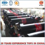 Cilindro hidráulico telescópico para el cilindro hidráulico del carro de vaciado, cilindro de la carrocería del vaciado