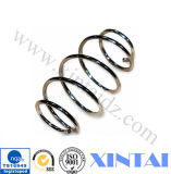 Molla di compressione conica personalizzata della bobina