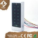 Самая последняя система контроля допуска читателя карточки экрана касания RFID