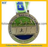 Медаль марафона