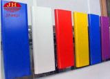 Constructeurs en aluminium de mur rideau de la qualité la plus peu coûteuse