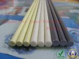 Высокая эластичность Стекловолокно полюс, стеклоткани Род, FRP полюс
