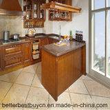 Governo di cottura di legno benvenuto della mobilia della cucina di Fuuly Soild