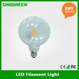 Lampada ad incandescenza della lampada LED del LED G125 8W E27