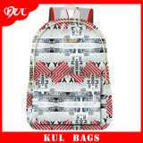 (KL1501) Saco de escola novo da escola secundária dos estilos para a trouxa dos estudantes do jovem