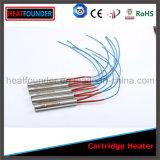 Chaufferette industrielle de cartouche avec le thermocouple