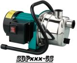 (SDP600-4) Garten-Strahlen-selbstansaugende Wasser-Pumpe für aufladendruck