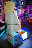 La machine à jetons de jeu d'enfants d'intérieur/piano magique étiquette la machine de jeu