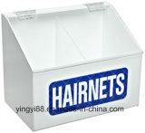 Erogatore acrilico del Hairnet di qualità eccellente