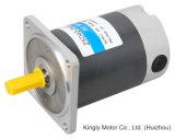 мотор шестерни DC диаметра 40W 12V 24V 90V 90mm