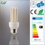 iluminación del bulbo de 4000k 2u 10W LED con el CE RoHS SAA