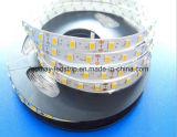 Iluminación de tira instalada fácil de la cinta 5050 LED de las Doble-Caras de 3M