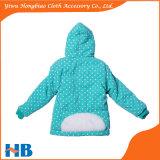 熱い販売女の子の子供の着ることのための最新のデザイン方法子供のコート