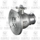 Vávula de bola rápida de la descarga del conector (Q8c1F)