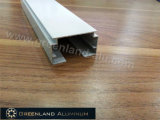 Head di alluminio Rail per Vertical Window Toldo