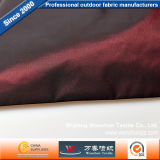 Poliestere Memory Plain Colored Woven Fabric per Garment