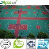 Fiba StandardBasketballplatz-Bodenbelag für Verkauf
