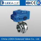 Clapet bidirectionel de guindineau de 1/2 électrique '' pour le prix de commande fluide