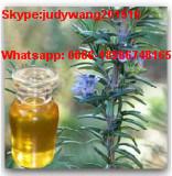 Petróleo orgánico puro de la jojoba con la muestra libre;