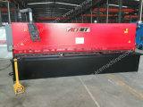 Máquina de corte da guilhotina hidráulica do CNC (8X3200mm)