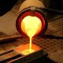 máquina de derretimento da indução 30kw para o ouro do cobre do aço inoxidável