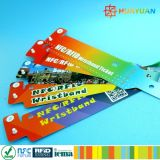 Intelligentes Armband des Wegwerf-MIFARE Ultralight EV1 RFID Festivals