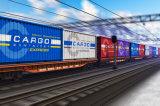 سكك الحديد نقل & إمداد خدمة من الصين إلى شرفيّة أوروبا/وسخ آسيا