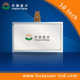 10.1 visualización del módulo 1280*800 Lvds LCD de la pulgada TFT LCD