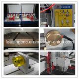 Jinan, der Mittellinie 4*8' 4 CNC-hölzerne schnitzende Maschine führt