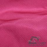 вода 50d 290t & Ветр-Упорной напольной Sportswear ткань 100% нити полиэфира жаккарда шотландки диаманта Pongee вниз сплетенная курткой (53033)