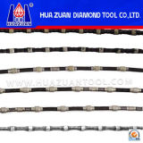 Granite Marble Concrete Cutting를 위한 경쟁적인 Price Diamond Wire Saw