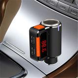 Nécessaire mains libres de véhicule de lecteur MP3 de Bluetooth de chargeur de véhicule de smartphone émetteur FM (BC09)