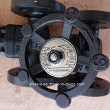 Il BACCANO ha forgiato la valvola di globo dell'estremità del collegamento della flangia del acciaio al carbonio A105