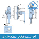Blocage électrique de traitement de Module en métal noir (YH9696)