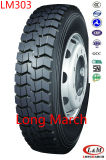 Langes März 1200 R20 13R22.5 Drive/All Position Radial Truck Tire (LM303)