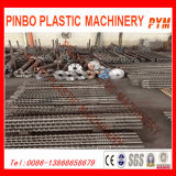 Pipe Application et Charging Screw Design Extrusion