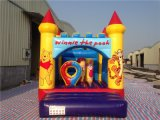 Nuevo diseño inflable lindo Winnie Castillo Animal (RB1018-1)