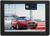 8inch Digital hintere Ansicht-Monitor des Noten-Auto-LED LCD